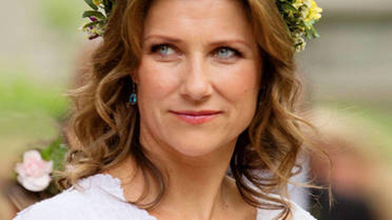 Marta Luisa de Noruega. (Getty)