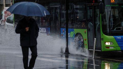 Una ciclogénesis explosiva traerá lluvia y viento de 100 km/h a la mitad norte del país