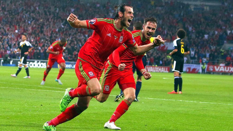 El día en que Gareth Bale consiguió que Gales fuera más grande que Inglaterra