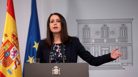 Inés Arrimadas, y el jaque de la moción contra Ayuso