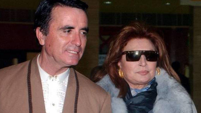 Ortega Cano y Rocío Jurado. (CP)