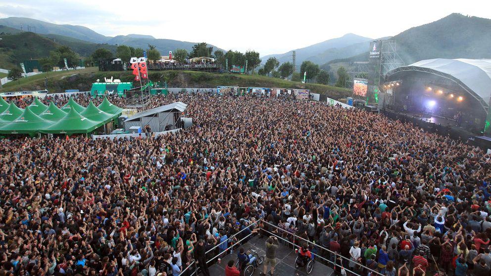 La burbuja de los festivales vuelve a hincharse