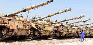 Post de El mundo se arma hasta los dientes: el gasto militar toca máximos desde la Guerra Fría