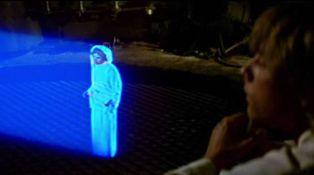 Adiós a Carrie Fisher. Una imagen vale más que mil obi-wan-tuarios