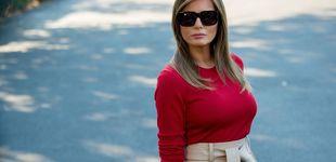 Post de De la Casa Blanca a la Casa de Papel: los  looks europeos de Melania Trump