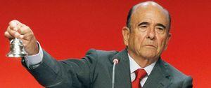 Foto: Emilio Botín se libra por fin del caso de las cesiones de crédito