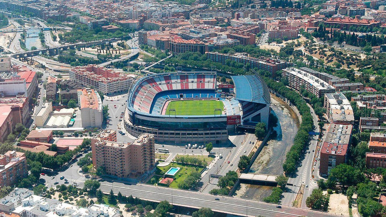 El derrumbe del Calderón será la primera fase en llevarse a cabo. ('Diario de Madrid')