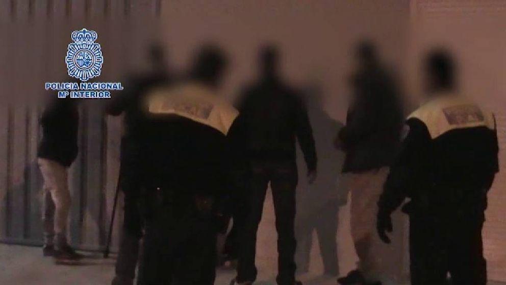 Detenidas 13 personas por explotación sexual en Torre Pacheco (Murcia)