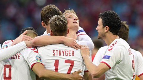 Dinamarca prolonga su sueño sin Eriksen y tumba a Gales y a Bale (4-0)