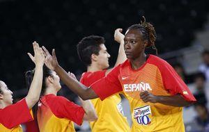 España abre boca en el Mundial femenino de Turquía arrasando a la débil Japón