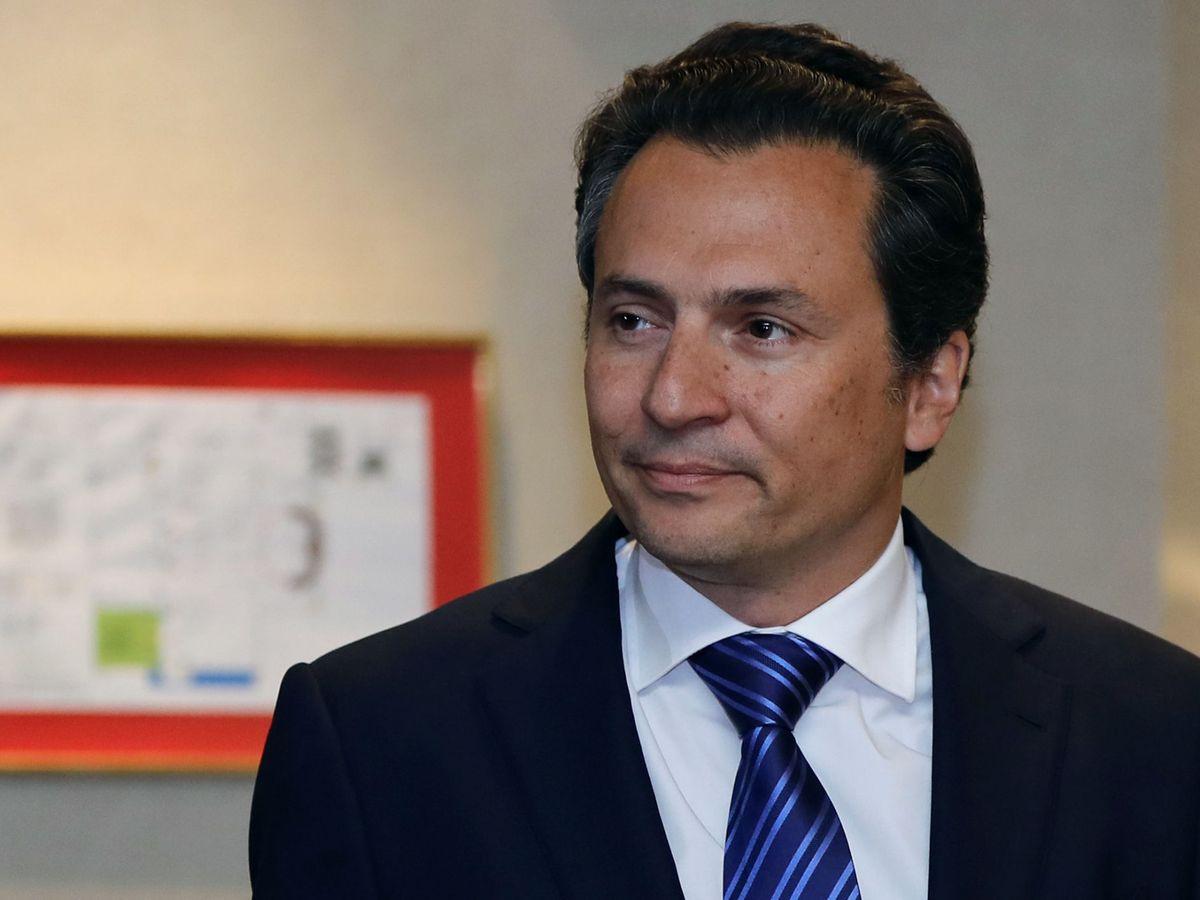 Foto: El exdirector de Petróleos Mexicanos (Pemex) Emilio Lozoya. (EFE)