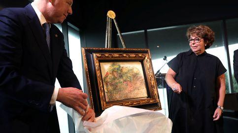 Devuelven a su dueña un cuadro de Renoir robado por los nazis
