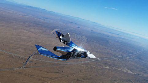 La aerolínea espacial de Virgin sigue adelante: probado con éxito el VSS Unity