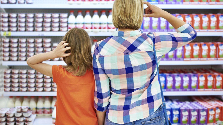El consumidor demediado
