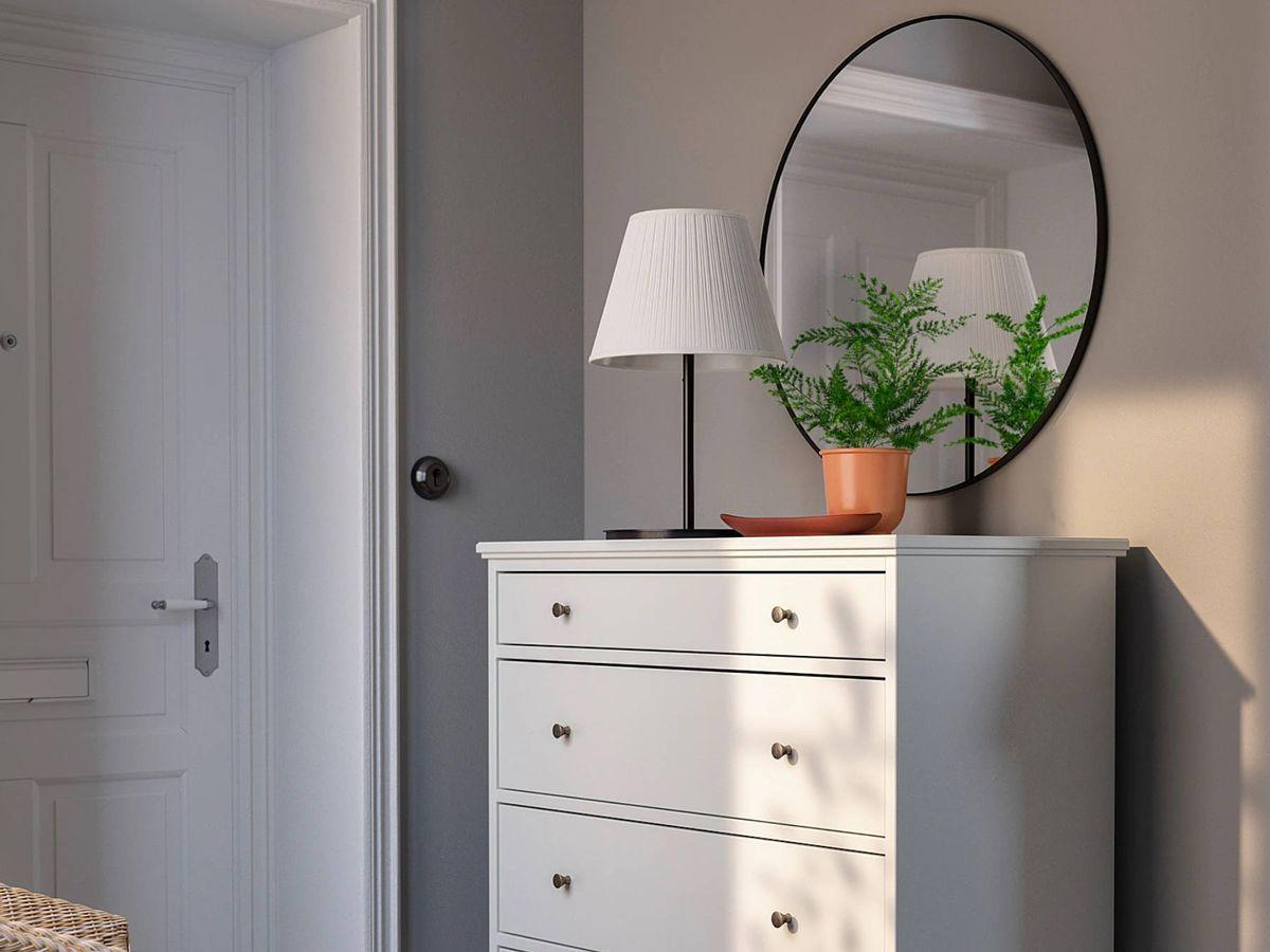 Foto: La nueva cómoda de Ikea es ideal para todas las estancias. (Cortesía)