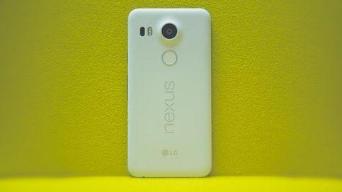 Nexus 5X, a prueba: Google vuelve a decepcionar