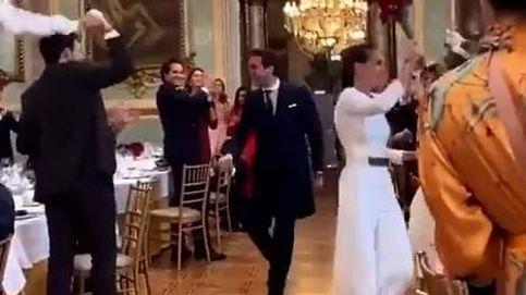 Las redes arden con la polémica boda de Beatriz Ungría, cuñada de Elena Tablada