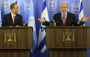 """Israel, ante las acusaciones de la ONU: """"Que vengan a buscarnos"""""""