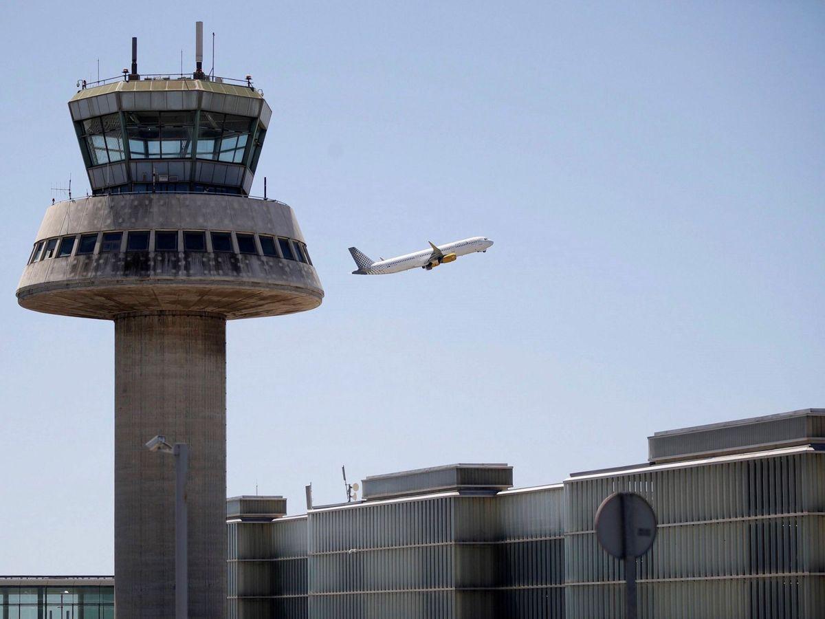 Foto: Aeropuerto del Prat (Efe)