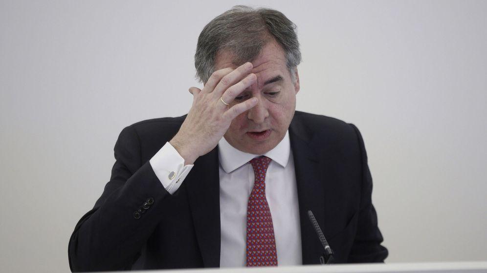 Foto: Ignacio Sánchez-Asiaín, consejero delegado del Banco Popular. (EFE)