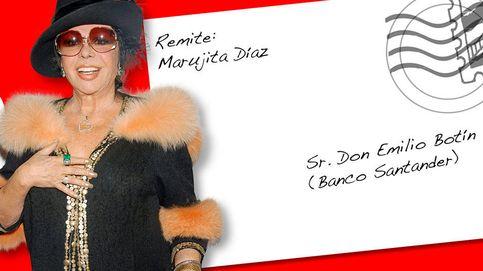 La correspondencia privada entre Marujita Díaz y Emilio Botín