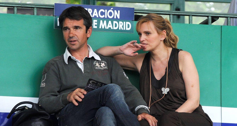Foto: Ainhoa Arteta y Jesús Garmendia en una imagen de archivo (Gtres)