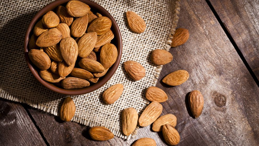 Almendras: propiedades antioxidantes y herramienta contra el colesterol