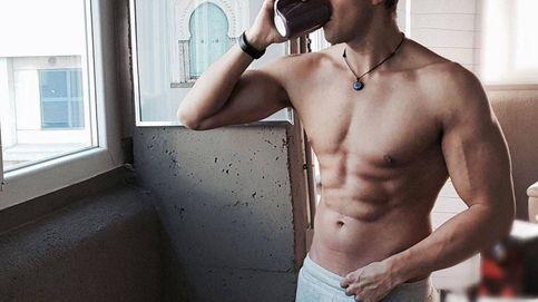 Julián Contreras enseña abdominales y cuerpazo en las redes sociales