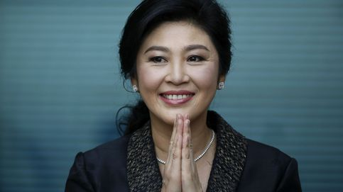 La ex primera ministra de Tailandia, a punto de ser juzgada por negligencia, huye del país