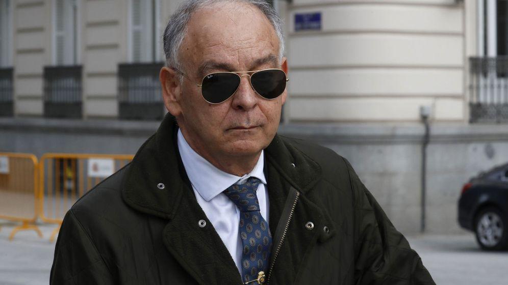 Foto: El ex número dos de la Policía Eugenio Pino. (EFE)