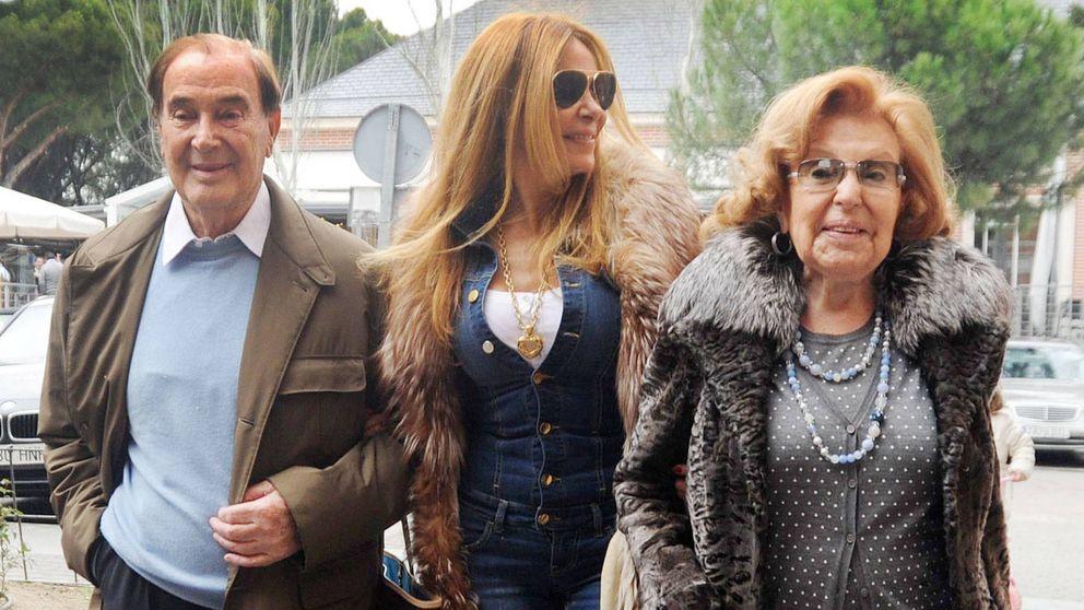 Los Obregón se reúnen: el aniversario de boda de sus padres, marcado por la tragedia