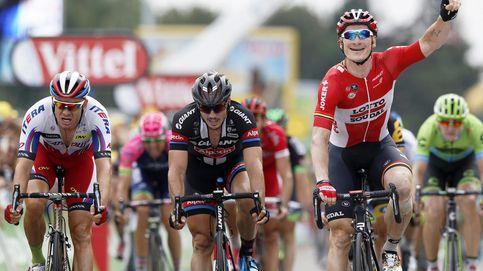 Greipel es el rey del sprint de este Tour de Francia con su tercera etapa