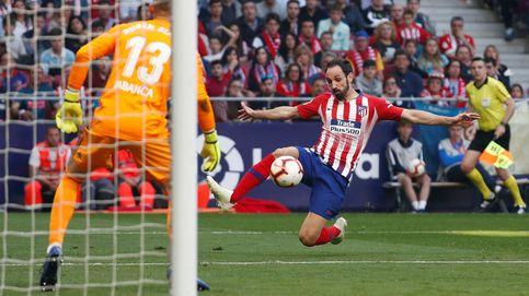 Juanfran y los verdaderos motivos que le llevan a dejar el Atlético de Madrid