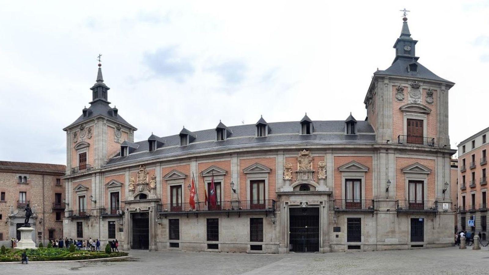Ahora madrid hace obras y habilita un despacho para aguirre en la casa de la villa - Casa de madrid ...