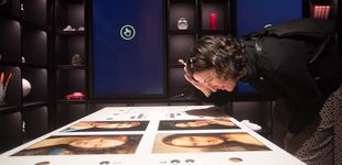 Post de Hallan un mechón de pelo de Leonardo Da Vinci en Roma para rastrear su ADN