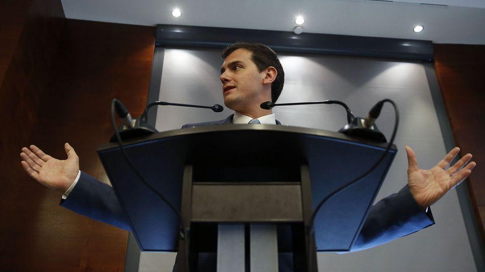 Rivera reprocha a Rajoy sus ataques pero descarta puntos insalvables