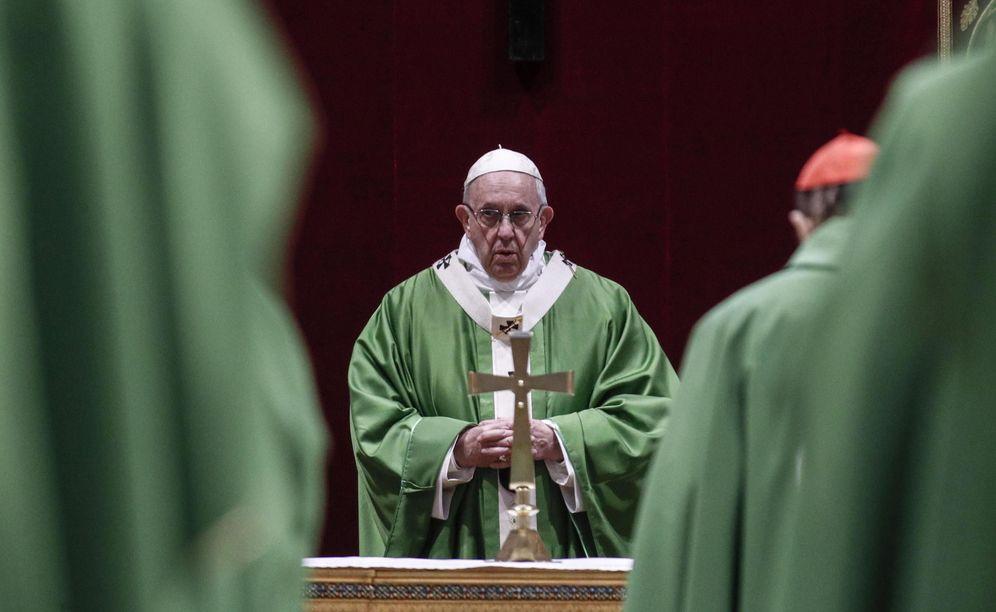 Foto: El papa Francisco en el Vaticano. (EFE)