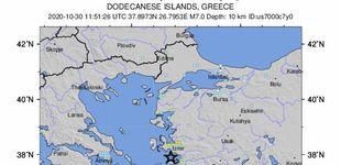 Post de Un fuerte terremoto de entre 6,6-6,8 de magnitud sacude Grecia y Turquía