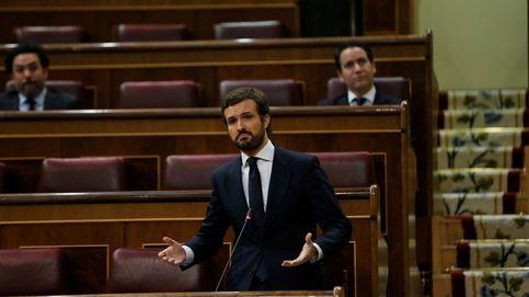 Pablo Casado, el PP no tiene líder para llegar a Moncloa