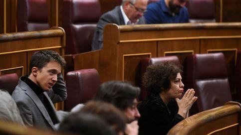 Errejón comunica al resto de diputados de Podemos que deja el acta en el Congreso
