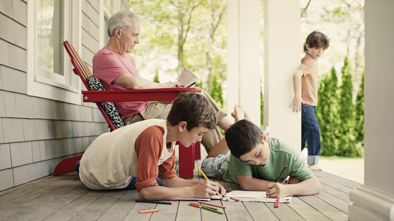 La creatividad es esencial para la educación de los niños. (Corbis)