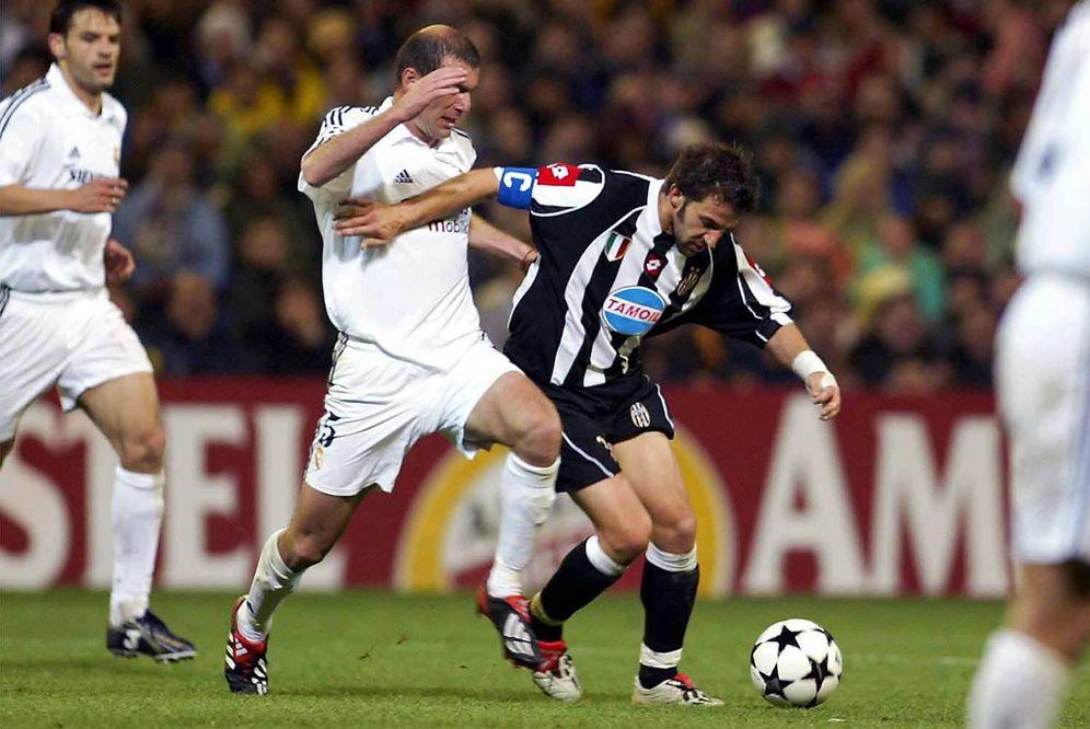 Foto: Del Piero machacó al Madrid después de la Séptima. (Imago)