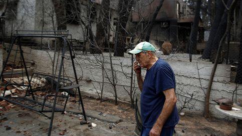 La villa turística de Grecia que desapareció entre las llamas: Era perfecto, y hoy no queda nada