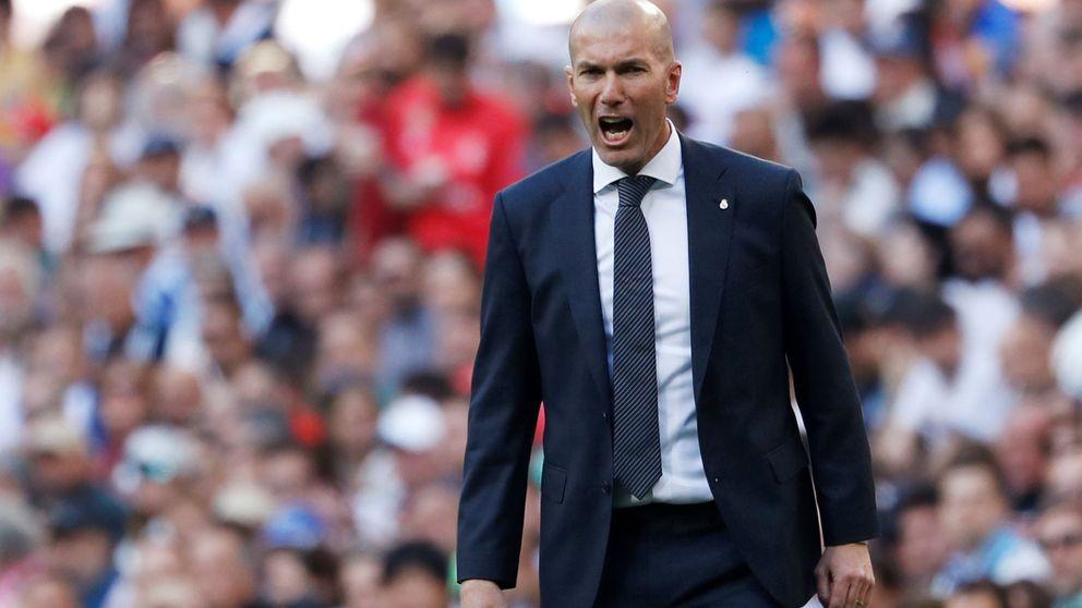 El mensaje autocrítico de Florentino a Zidane para reconstruir el Real Madrid