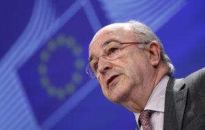 El BdE pide permiso a Almunia para dar otros 200 millones a Ceiss