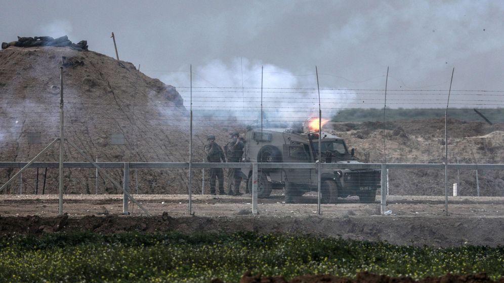 Foto: Imagen de archivo de Gaza. (EFE)
