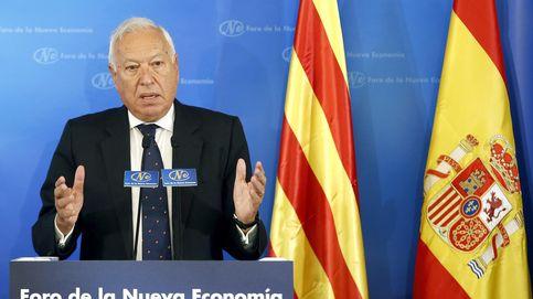 Margallo: suspender la autonomía de Cataluña sería una bomba atómica