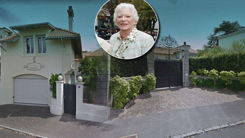 Así es la mansión donde vivió la tía millonaria de Isabel Sartorius