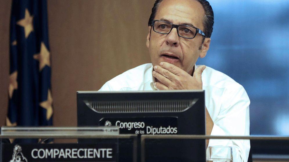 Foto: El responsable de Gürtel en la Comunidad Valenciana, Álvaro Pérez, 'el Bigotes'. (EFE)