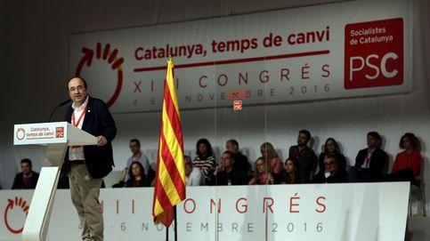Iceta arranca su congreso metiendo prisa a la gestora en plena tensión con el PSOE